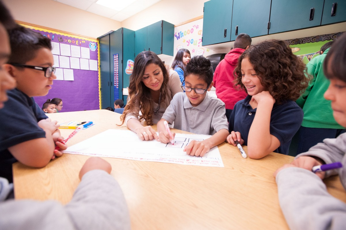 National Institute for Excellence in Teaching Wins Federal SEED Grant to Build School Leader Training Model