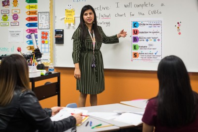 Collaboration Around a Culture of Learning Propels Desert View Elementary to NIET Founder's Award Finalist, Earning $10,000 Prize
