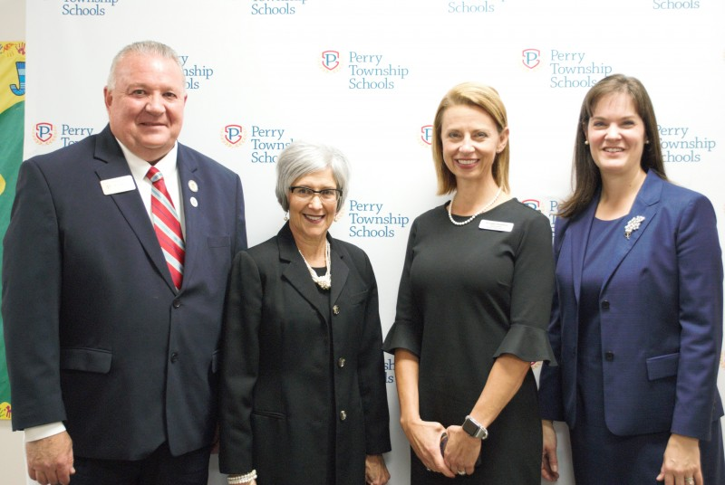 Dr. McQueen, Area Superintendents Announce Teacher and School Leader Grant
