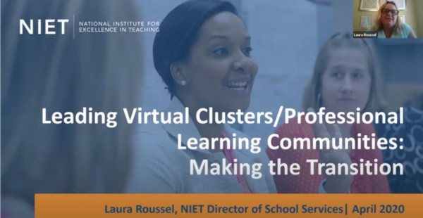 Leading Virtual Clusters/Professional Learning Communities