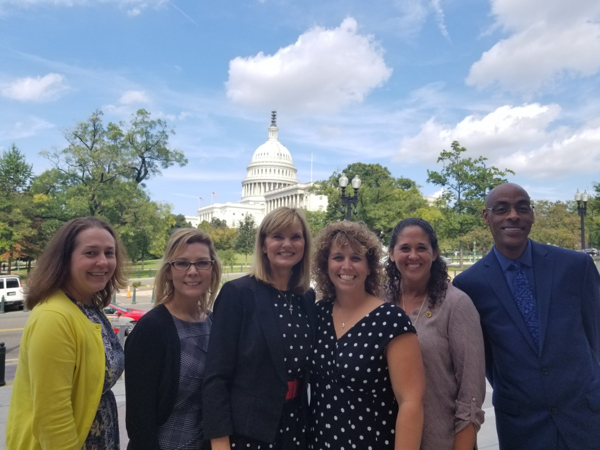 Share Your Teacher and School Leader Incentive Program Experience with Your Members of Congress