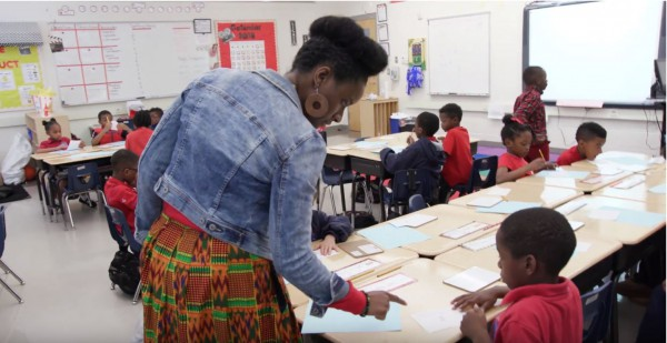 2019 NIET Founder's Award Finalist: Alice M. Harte Charter School, Louisiana