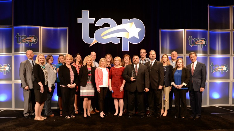 Southport Elementary wins TAP award
