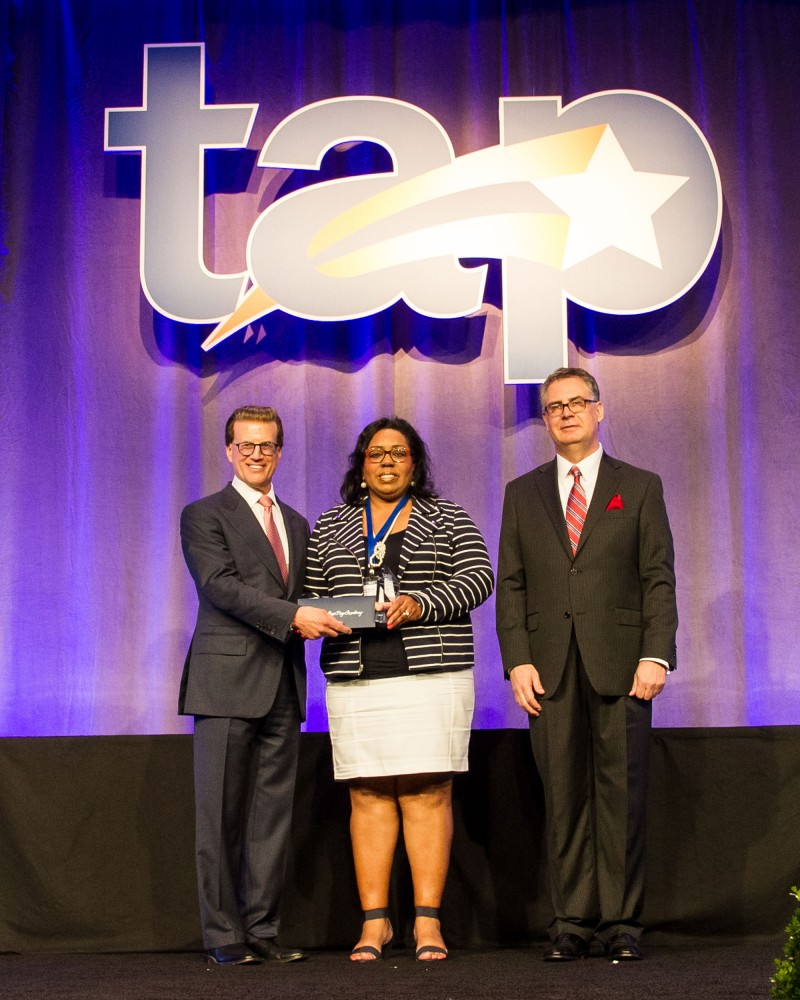 G.W. Carver Primary School in Louisiana Honored as 2017 TAP Founder's Award Finalist