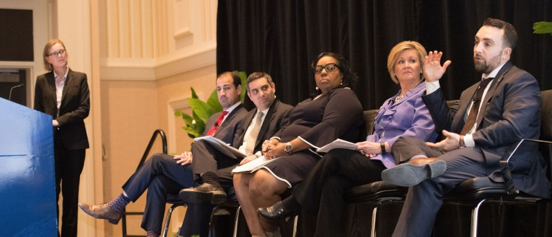 NIET Chief Policy Officer Kristan Van Hook leads 2018 TAP Conference panel on strengthening instructional leadership