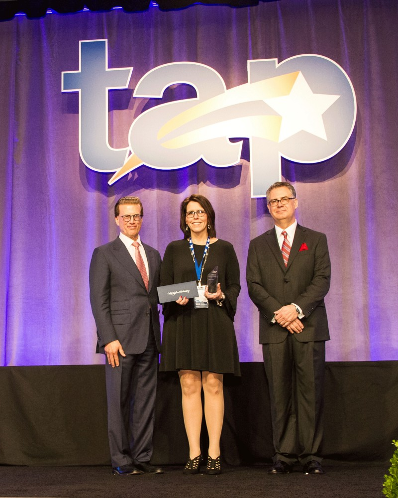 West Goshen Elementary School in Indiana Honored as 2017 TAP Founder's Award Finalist