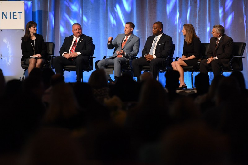 NIET Conference Opening Session: Districts That Thrive with Superintendents