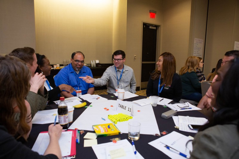 Educators Collaborate During National NIET Conference