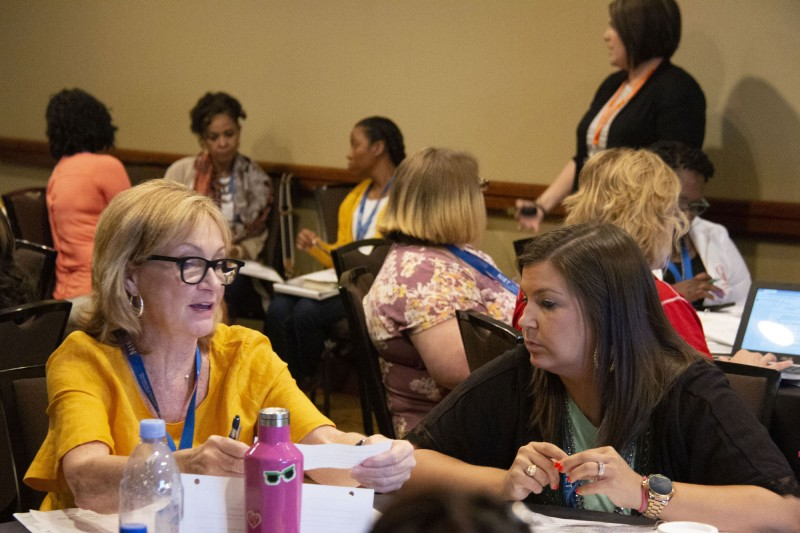 Educators align lessons to assessment