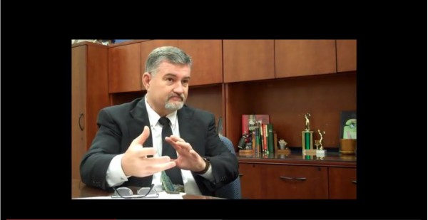NIET Interview with Louisiana Principal Keith Simmons