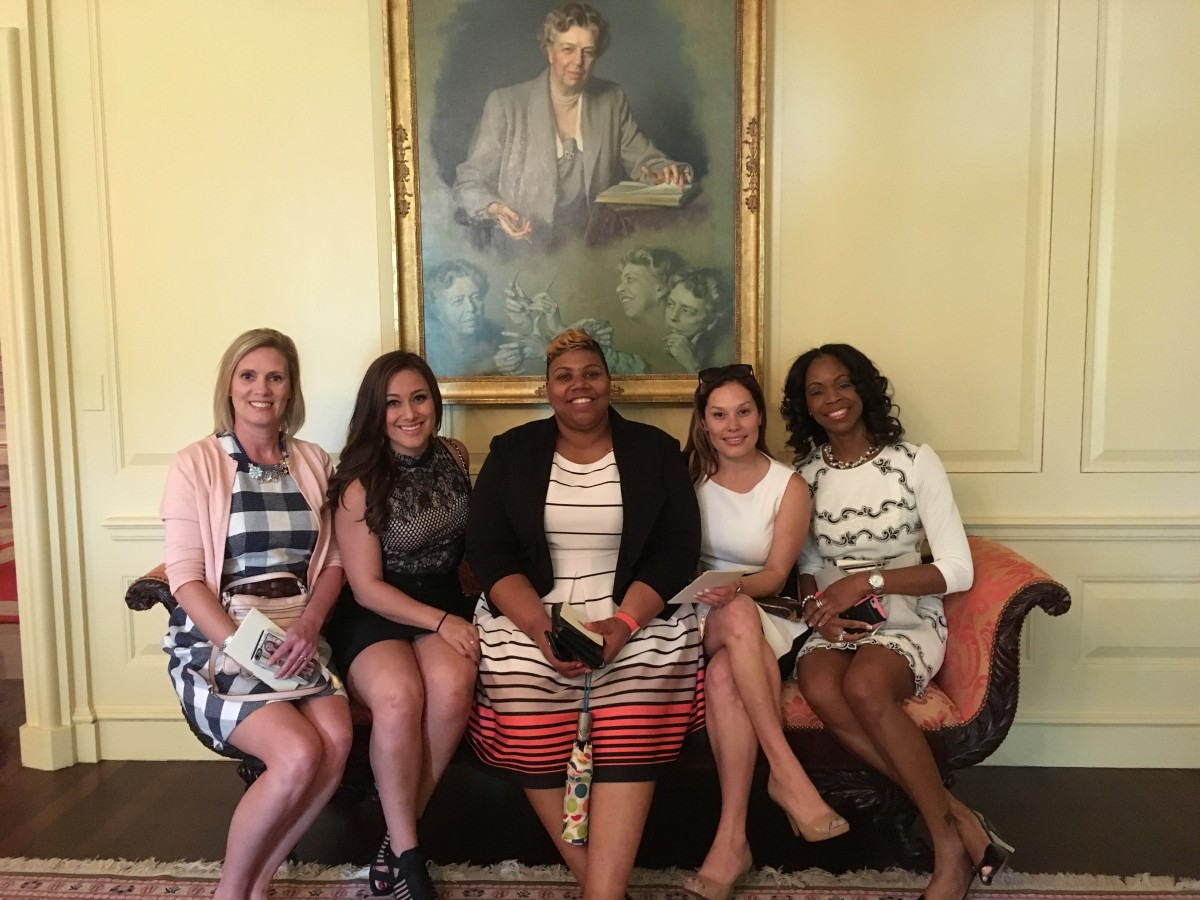 Five TAP Educators Recognized at White House Among Elite Group of Outstanding Educators