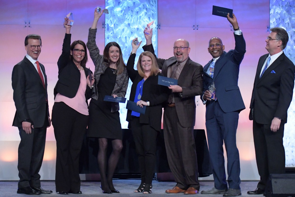 2018 TAP Founder's Award Finalists Recognized at National Conference