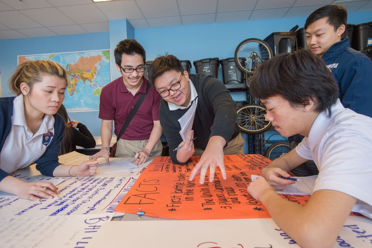 St. Paul's Hmong College Prep Academy in Minnesota Announced as 2017 TAP Founder's Award Finalist