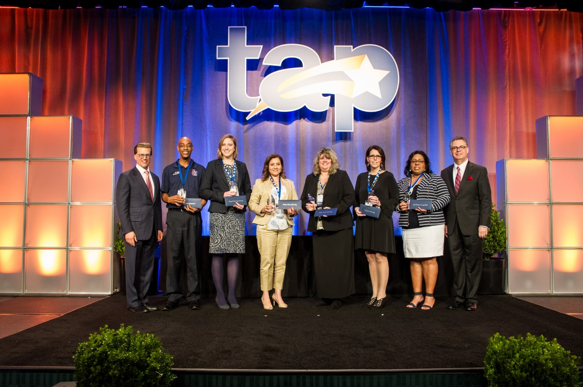 2017 TAP Founder's Award Finalists Honored at National Conference