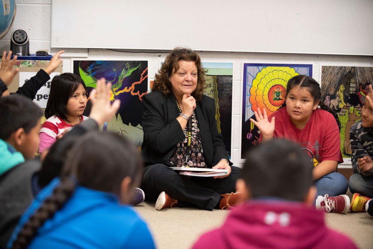 Chinle Elementary School Named 2020 NIET Founder's Award Finalist, Receives $10,000