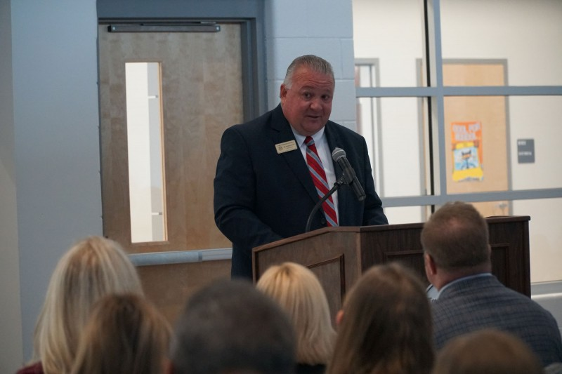 Perry Township Schools Superintendent Patrick W. Mapes: We Are Growing Kids