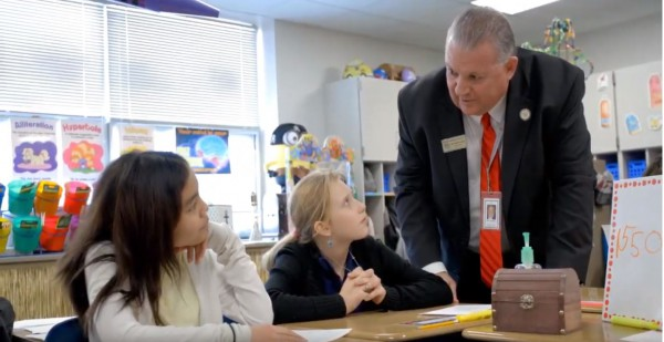 NIET National Award of Excellence for Educator Effectiveness: Perry Township Schools, Indiana