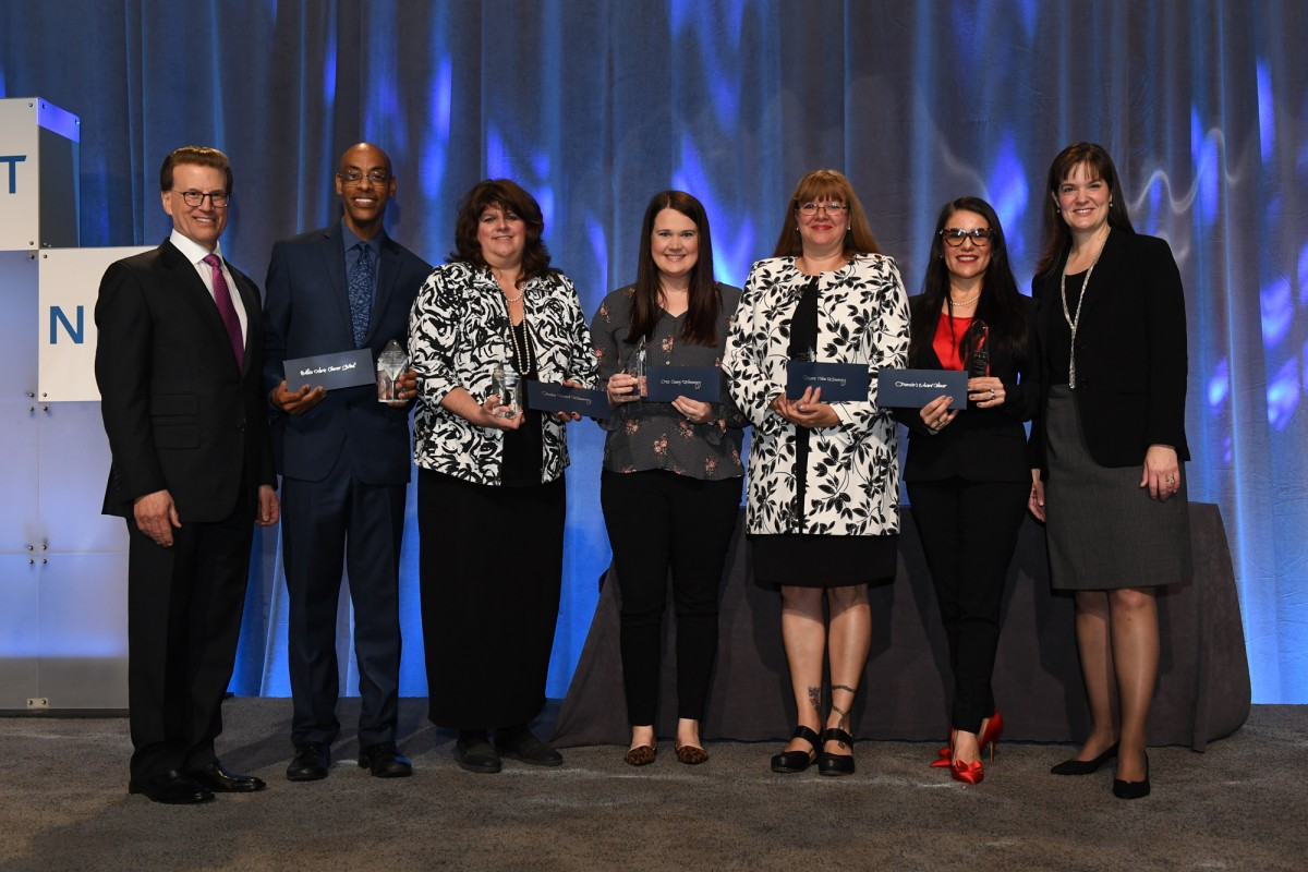 2019 NIET Founder's Award Finalists Recognized at National Conference