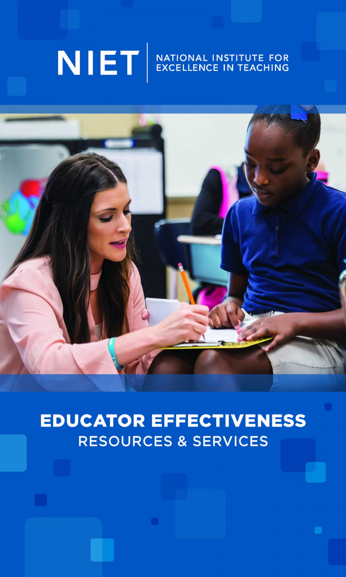 NIET Educator Effectiveness Services and Resources Catalog