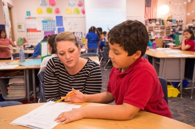 Closing Achievement Gaps for English Learners & Increasing Teacher Retention